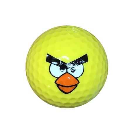 Bola golf angry bird