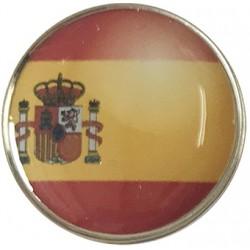 Marcador de bola bandera de España