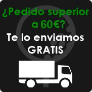 Envio gratuito a partir de 100€